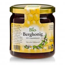 올가닉 산악 꿀(허니) 500g