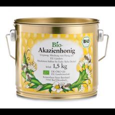 올가닉 아카시아 꿀(허니) 1.5kg