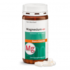 마그네슘 400 수프라 캡슐 120캡슐