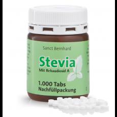 스테비아 천연 대체 설탕 1,000정