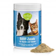 tierlieb BARF 개 및 고양이용 사료에 첨가하는 영양제
