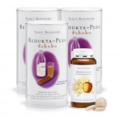 레둑타 - 플러스 초콜릿 x3 + 사과 섬유 정제